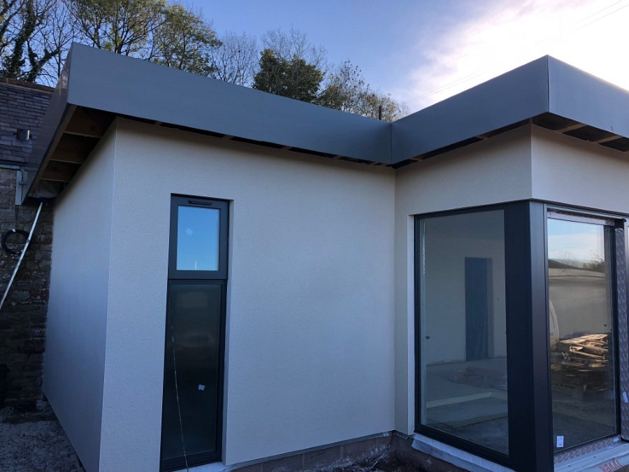 Parex External Wall Insulation