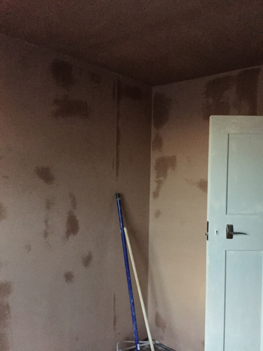 Bathroom Re-Plaster