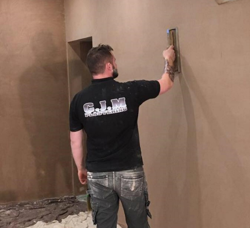 Reliable local plasterer in Carlisle